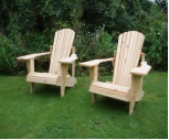 The original  Adirondack Chair
