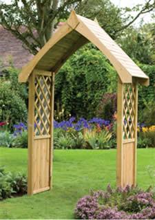 A Selection Of Garden Arches For You To Wonder Through