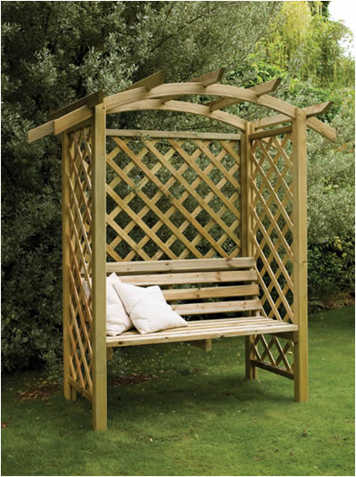 Galway Garden Arbour Seat