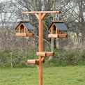 Bird, Bat and Hedgehog Homes