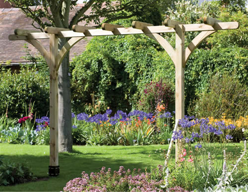 Garden Design: Garden Design With Dgs Landscapes Custom Pergolas