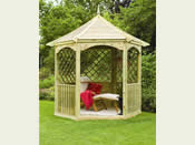 The Burford Gazebo (Without Installation)
