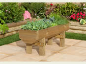 Garden Trough - Flat packed