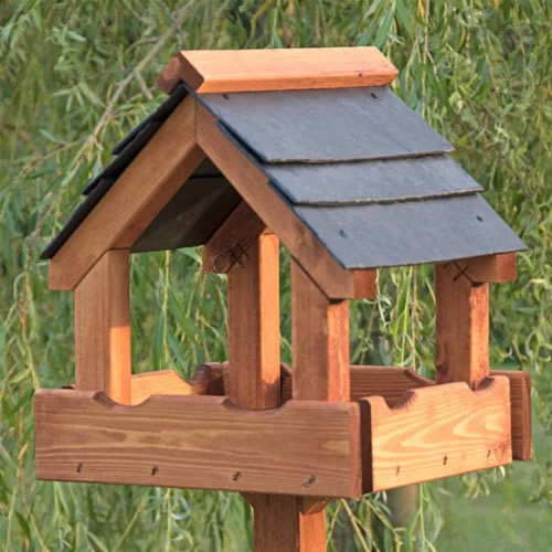Baby Triple Platform Bird Table