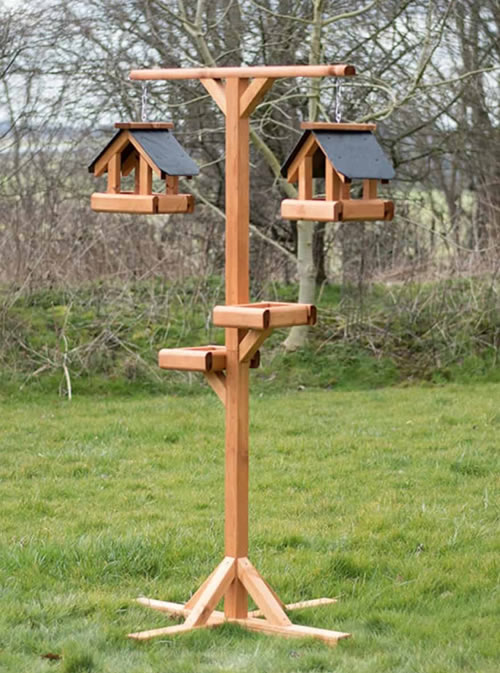 The 'Premium' Bird Feeding Station
